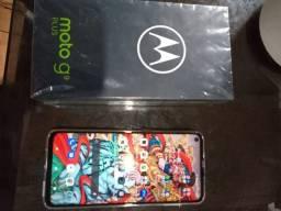 TROCO Moto G9 plus novo