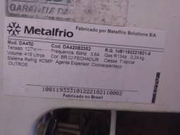 Freezer metalfrio 400,00