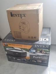 Ofuro inflável Intex  produto zero