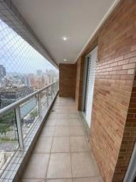 Título do anúncio: Apartamento para aluguel possui 95 metros quadrados com 2 quartos em Gonzaga - Santos - Sã