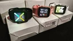 ?Smartwatch Iwo X8 Relógio Inteligente ?