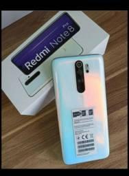 Xiaomi Note 8 PRÓ 128GB/6GB ram Lacrado em 12x