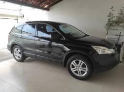 Honda Crv Exl Preta Aut 2011 em Perfeito Estado - Revisada Concessionária