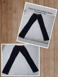 Calça jeans feminina da Black jeans.