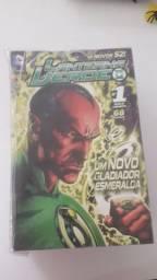 Hq Novos 52 Lanterna Verde