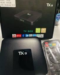 Título do anúncio: Tv box super PROMOÇÃO Tx9 aparelho TVBOX