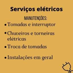 Título do anúncio: Serviços elétricos