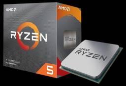 Processador Ryzen 5 3500 OEM.