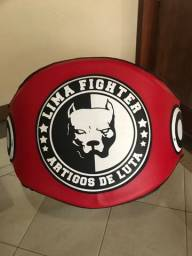 Título do anúncio: Protetor abdominal Lima Fighter
