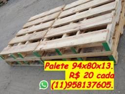 Palete de madeira 94x80
