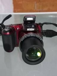 Título do anúncio: Câmera Nikon coolpix 16
