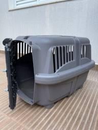 Título do anúncio: Caixa de transporte de animal semi-nova