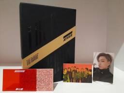 Álbum Kpop Ateez - Treasure EP.FIN: All To Action (A ver.)