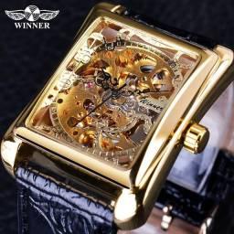 Título do anúncio: relógio masculino marca de luxo mecânico