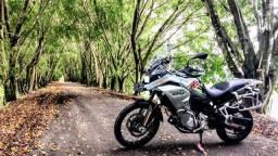 BMW f 850 gs adventure Premium 2019 completíssima