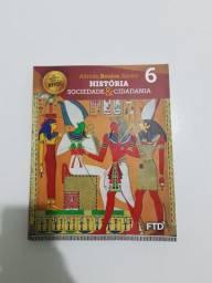 HISTÓRIA SOCIEDADE E CIDADANIA 6°ANO