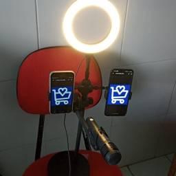 Ring light Suporte para youtuber