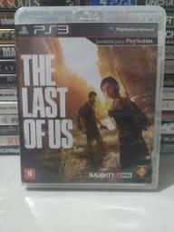 Título do anúncio: Jogo The last of us PS3