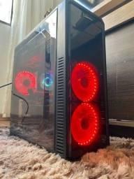 Título do anúncio: PC GAMER RYZEN 5x & Rx 580