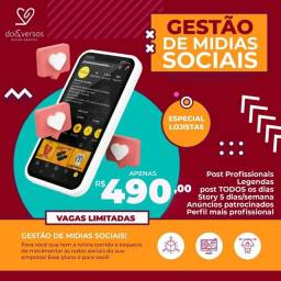 Título do anúncio: Não perca mais tempo com as redes sociais da empresa! Cuidamos dela para vc!