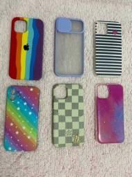 Vendo Lote de Capinhas Novas do Iphone 12