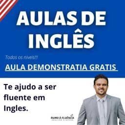 Título do anúncio: Aula de Ingles