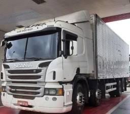 Título do anúncio: Caminhão Scania P 250 8X2 2013