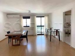 Apartamento no Paraíso 120m² 03 Dorms om todo conforto