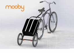 Título do anúncio: Carrinho para bicicleta - Bike Trailer