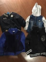 Título do anúncio: 4 lindas jaquetas