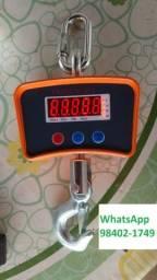 Título do anúncio: Balança De Gancho 1000Kg c/bateria [Nova]