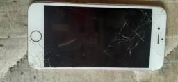 Vendo um iphone 6s com conta bloqueador