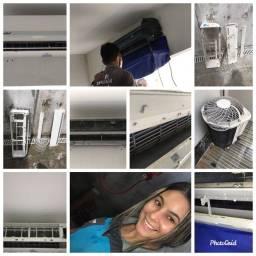 Título do anúncio: Instalação  e manutenção  de ar condicionado