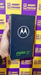 Moto G9 Play 64Gb (+ Brinde) Lacrado Garantia - Em até 10X com acréscimo de 10%