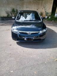 Honda Civic automático flex