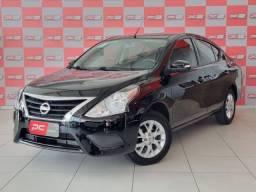 Título do anúncio: Nissan VERSA SV 1.6 16V FlexStart 4p Mec. 2020 Flex
