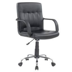 Título do anúncio: Cadeira escritorio giratória - semi nova