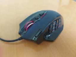 Mouse Redragon Impact m908 1 mês de uso