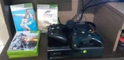 Xbox 360 - 500GB - BLOQUEADO  - 700,00$