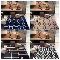 Título do anúncio: Tapetes Super Luxo Geometrico