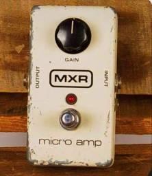 Booster MXR Micro Amp