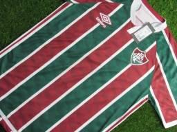 Camisa Fluminense I 20/21 - Torcedor