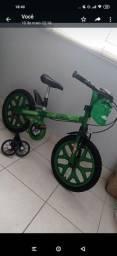 Título do anúncio: Bicicleta Huck aro 16