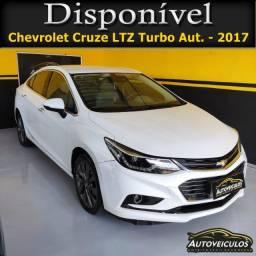 Título do anúncio: Chevrolet Cruze LTZ Turbo - 2017