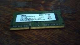 Título do anúncio: Memoria SMART DDR 3 ... 2GB