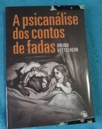 Livro Psicanálise dos Contos de Fadas