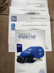 Vendo HB20 1.0 comfort  15/15 valor 40.000 reais km 43.000