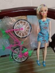 Título do anúncio: Barbie ciclista