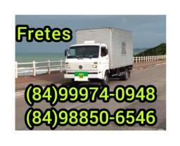 Título do anúncio: Fretes- Caminhão / Trasportes
