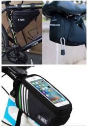 Título do anúncio: Bolsa para Bicicleta Patinete
